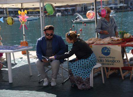 29 maggio 2016: Lettura a Porto Santo Stefano